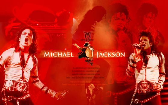 Michael Jackson Tribute 1 by SEnigmaticX