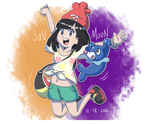 Pokemon Sun and Moon by Abie05