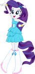 Rarity Dance Vector UPDATE V2 by icantunloveyou