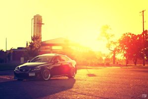 Sunkissed IS350 by BM-Photography