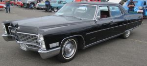 67 Cadillac Fleetwood Brougham by zypherion