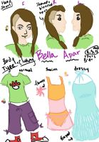 Bella Apar Ref by dragontaxi