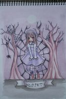 Little Miss Muffet by chiihime-chan