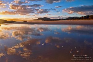 Reflected Clouds by FireflyPhotosAust