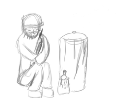 Hobo with a shotgun by gggfrt