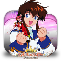 Angelic Layer Anime Folder Icon by StevenSelim