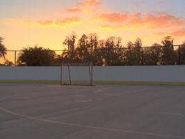 HDR Hockey Rink by ADDanny