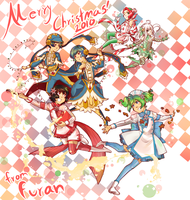 Furan Xmas 2010 by Dreamsraven