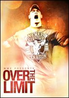 WWE Over The Limit Poster by SaintMichael