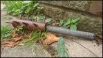 Battlefield 1 Prop - The Spiked Mace by UnknownEmerald