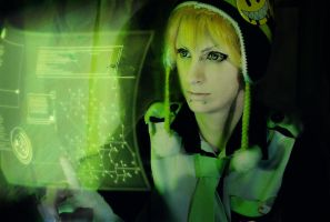 Noiz_controlling the screen by KimyuAka