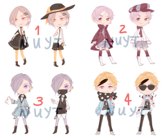 Adoptable 06 Batch [$20//OPEN] by nuyt