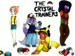 Crystal Trainers by TheBestGingerNinja
