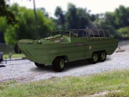 DUKW Scene by todd587
