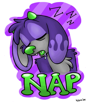 Nap Badge by TheWardenX3