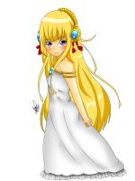 Maplestory - Goddess Aria by OriChes