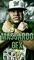 Fat Joe Ava' Massardo GFX by massardo