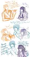 Kevan: The Bestest Brother Ever Part 1 by ElizaLento