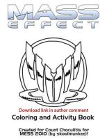 ME Coloring and Activity Book by skoolmunkee