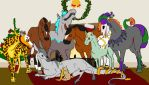 Merry Christmas :D by femalefred