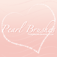 pearl brushes by thatgirlinpink