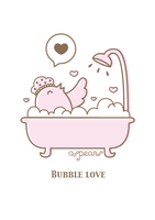 Bubble love by apears