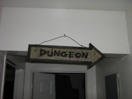 This way to Dungeon by Jag-san