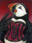 The Puffin's Corset by ursulav