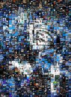 Deviant BLUE feauture Mosaic by azularts