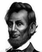 Abraham Lincoln by k-dezign