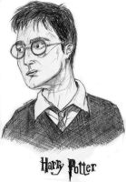 Harry Potter in the OoTP Movie by jlel