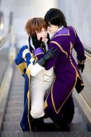 Code Geass: Allurement by chibinis-chan