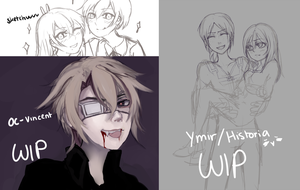 WIPS *A* by punily