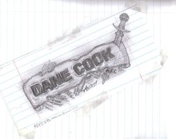 Dane Cook +tribute+ by kevinandre91