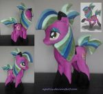 OC Sweet Chic plush by agatrix