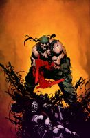 Deathblow Chuckdee by SpicerColor