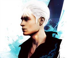 Vergil (DmC) by Kunoichi1111