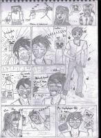 Minecraft Manga: Page 4 (Mob Talker Series) by KgElitez