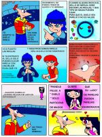 phineas ferb MM pag 37 by firerirock
