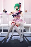 Ranka Lee - itsuwari no utahime by ikabii