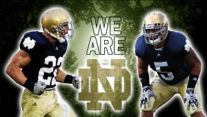 WE ARE NOTRE DAME! by jason284