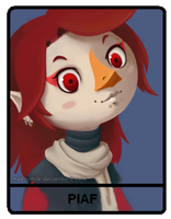 Me as a Rito by mad-smile