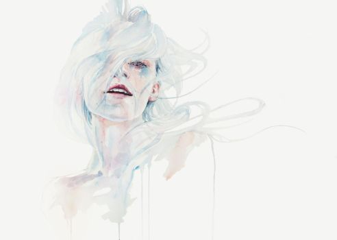 ghost in your mind by agnes-cecile