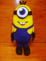 Despicable Me Minion by bakero-ichiban