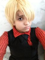 Water 7 Sanji Cosplay by Lepuppy7