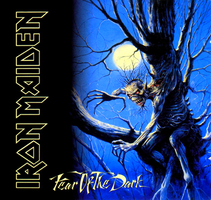 Iron Maiden - Fear of The Dark by CUBASMETAL