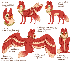 Elira Ref Part One by fancypigeon