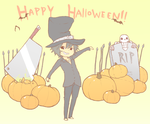 xHALLOWEEN by xMr-Narwhal