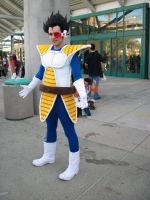 AX11: THE PRINCE OF ALL SAIYANS :D lol by Sonicbandicoot
