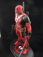 deadpool custom 12 inch figure again by ebooze
